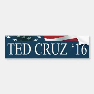 Autocollant De Voiture Président 2016 de Ted Cruz