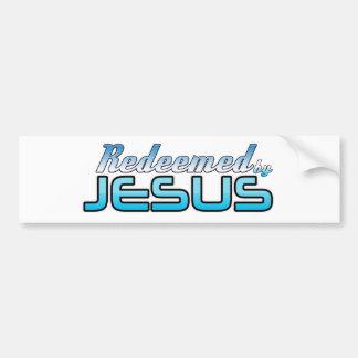 Autocollant De Voiture Racheté par l'adhésif pour pare-chocs de Jésus