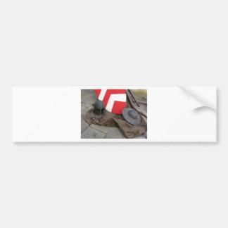 Autocollant De Voiture Reproductions des casques, des boucliers et des