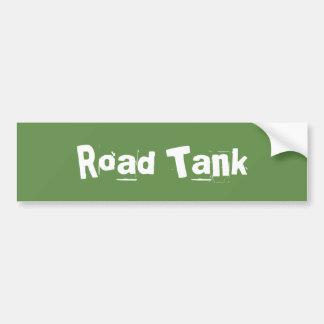 Autocollant De Voiture Réservoir de route