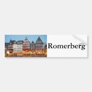 Autocollant De Voiture Romerberg