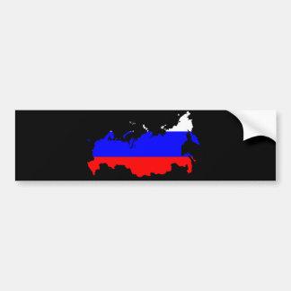 Autocollant De Voiture Russe