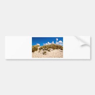 Autocollant De Voiture Sonnerie sable Dune of Denmark