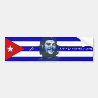 Autocollant De Voiture Sourire d'Ernesto Che Guevara