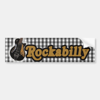 Autocollant De Voiture Style de rockabilly