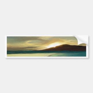 Autocollant De Voiture sunset_island1680X1050.JPG