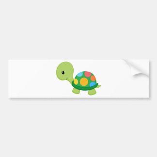 Autocollants pour voiture tortue tortue - Voiture tortue ...