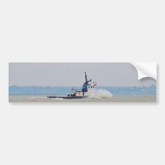Autocollant De Voiture Vent de lutte et marée de bateau de traction