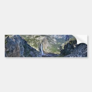 Autocollant De Voiture Yosemite Falls de tour d'Eagle - Yosemite