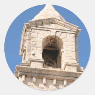 Autocollant de Wharf Clocktower du Roi