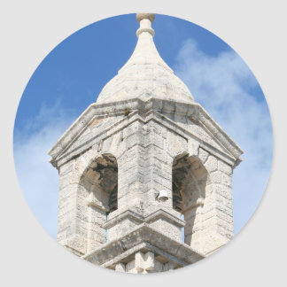 Autocollant des Bermudes Clocktower