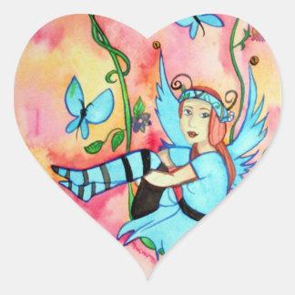 Autocollant d'imaginaire de Fairyswing