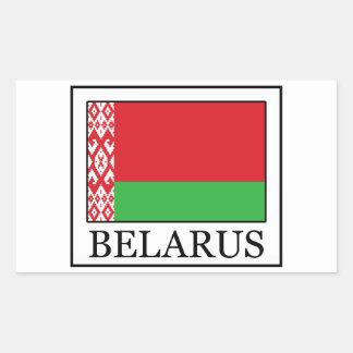 Autocollant du Belarus