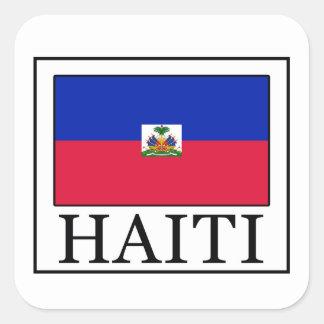 Autocollant du Haïti