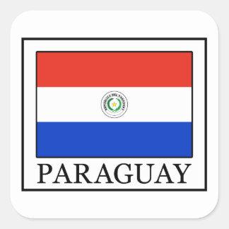 Autocollant du Paraguay