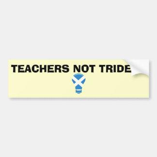 Autocollant écossais de l'indépendance de Trident