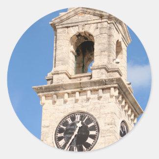Autocollant historique de Clocktower