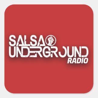 Autocollant par radio souterrain de Salsa