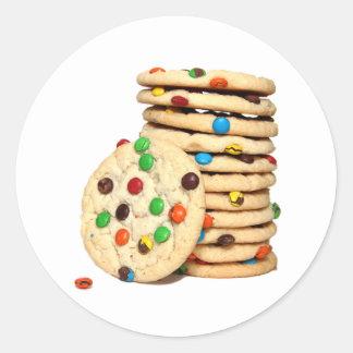 Autocollants de biscuits
