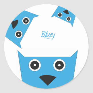 Autocollants de Bluey