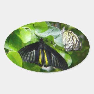 Autocollants de Butterfies