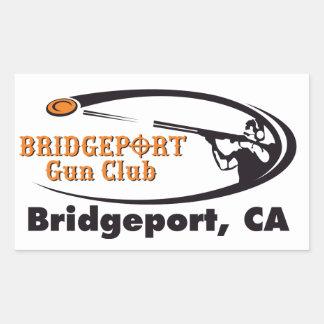 Autocollants de club d'arme à feu de Bridgeport
