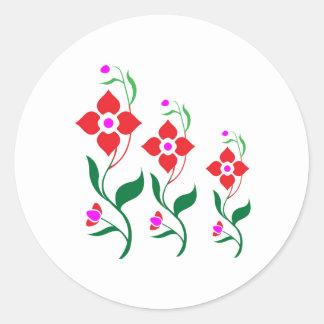 Autocollants de salutation de GiftPack - décoratif