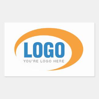Autocollants faits sur commande de logo d'affaires