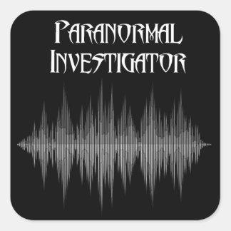 Autocollants paranormaux de Soundwave