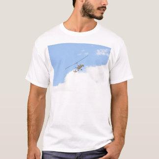 Autogiro tijdens de vlucht t shirt