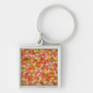 Automne de bonbons au maïs à Halloween ou à Porte-clés
