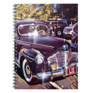 Automobile IMG_9831 américaine classique Carnet À Spirale