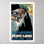Automobile Monte Carlo de Rallye
