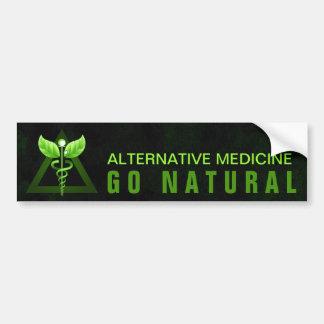 Automobile vert-foncé d'icône de médecine douce de autocollant de voiture