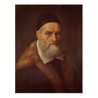 Autoportrait, c.1562-92 carte postale