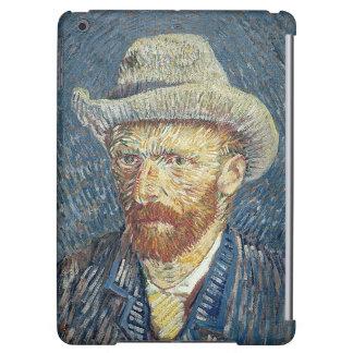 Autoportrait de Vincent van Gogh | avec le chapeau