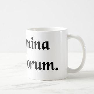 Aux seuils des apôtres mug