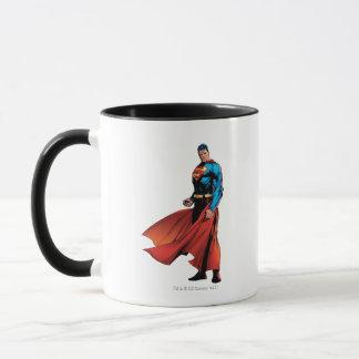 Avant de regards de Superman Mug