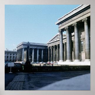 Avant du sud de British Museum