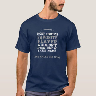 Avant préféré du DK de chemise de joueur de T-shirt