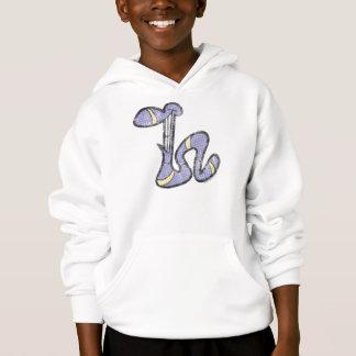 Aveline le sweatshirt de l'enfant de ver