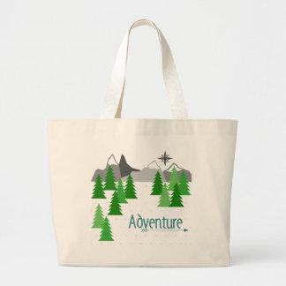 Aventure au sac de fourre-tout de montagnes