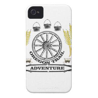 aventure de traînée de l'Orégon Coque Case-Mate iPhone 4