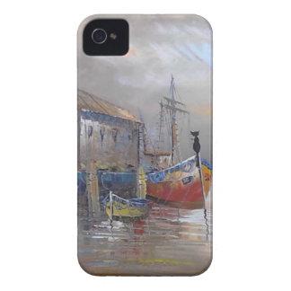 Aventures avec le garçon de marin étuis iPhone 4