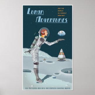 Aventures lunaires