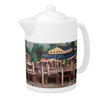 Avenue de Bayview, Mettre-n-Baie, pot moyen de thé