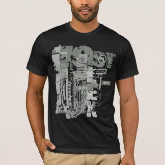 Avenue de Lexington - noir T-shirt