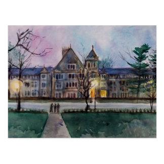 Avenue du sud 2 d'université cartes postales