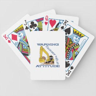 Avertissement Jeux De Cartes