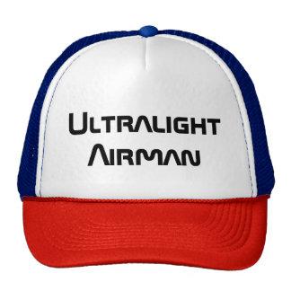 Aviateur ultra-léger casquette trucker